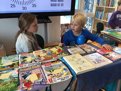 Click to view album: Boekenmarkt 2016